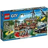 Lego City Police Crooks Hideout, Multi Color
