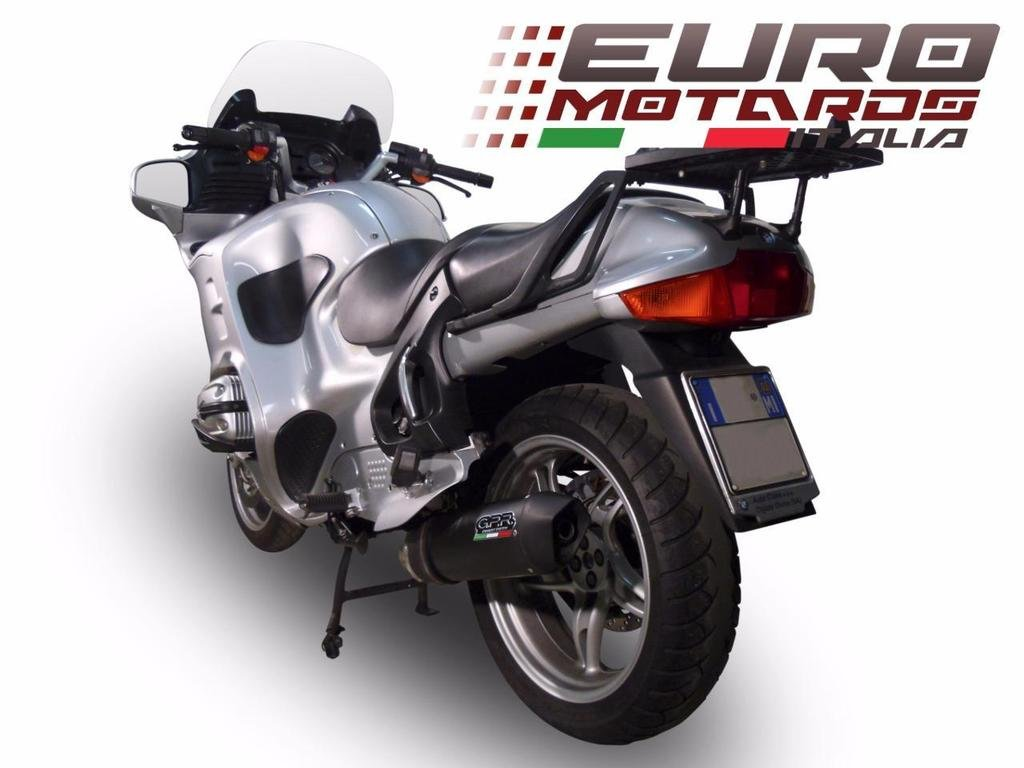 Amazon com: BMW R1150RT R 1150 RT GPR Exhaust Systems Furore Nero
