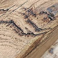 10 x 20 x 100cm Ben Simpson Furniture Rustic Oak Beam Fireplace Mantel Old Oak