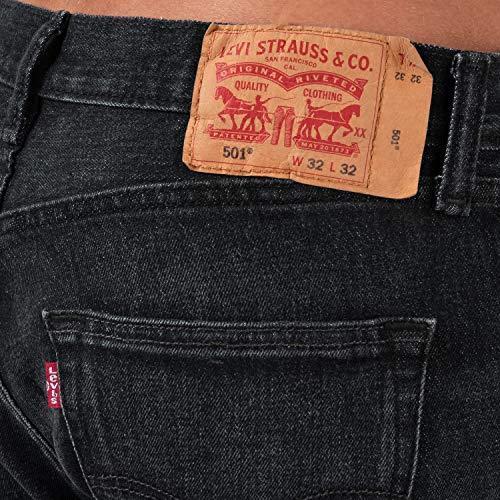 501 Gris Fit Jean Original Homme Levis 01Ffqw6