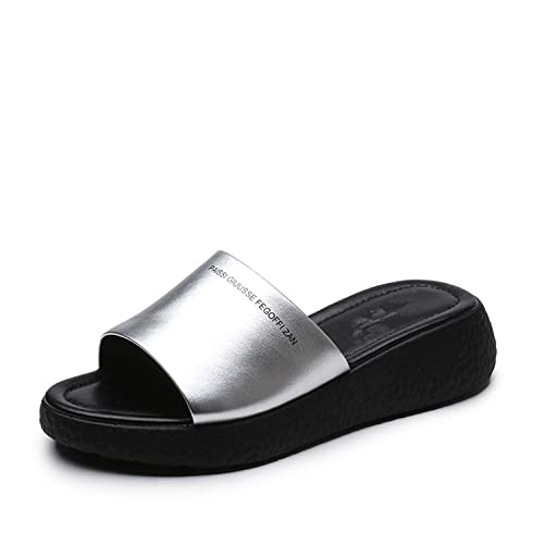 5341bb1ffaee2 Penin Size 40 Women Shoes Summer Comfortable Breathable Soft Bottom ...