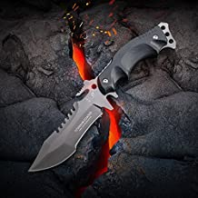 HX OUTDOORS fixed blade knife,Special forces Tactical knife with sheath,tanto knife,Army survival knife,G10 Handle