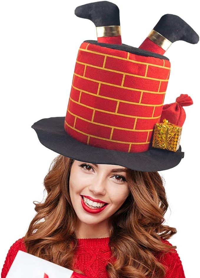 Multicolor Soft Felt Stove Pipe Hat fnt Rainbow Tall Hat