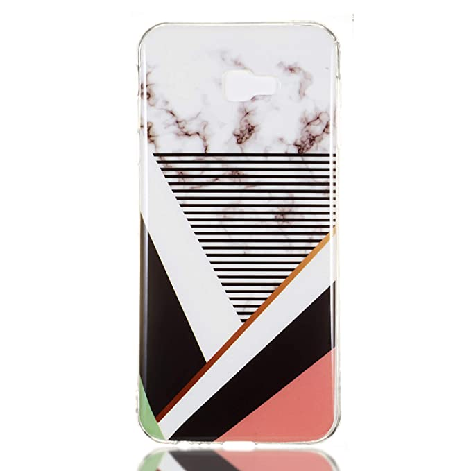 Lomogo Galaxy J4+ - LOYHU260315 L5 Core Case Soft Silicone Case Shockproof Anti-Scratch Case Cover for Samsung Galaxy J4+ J4 Plus J4Plus