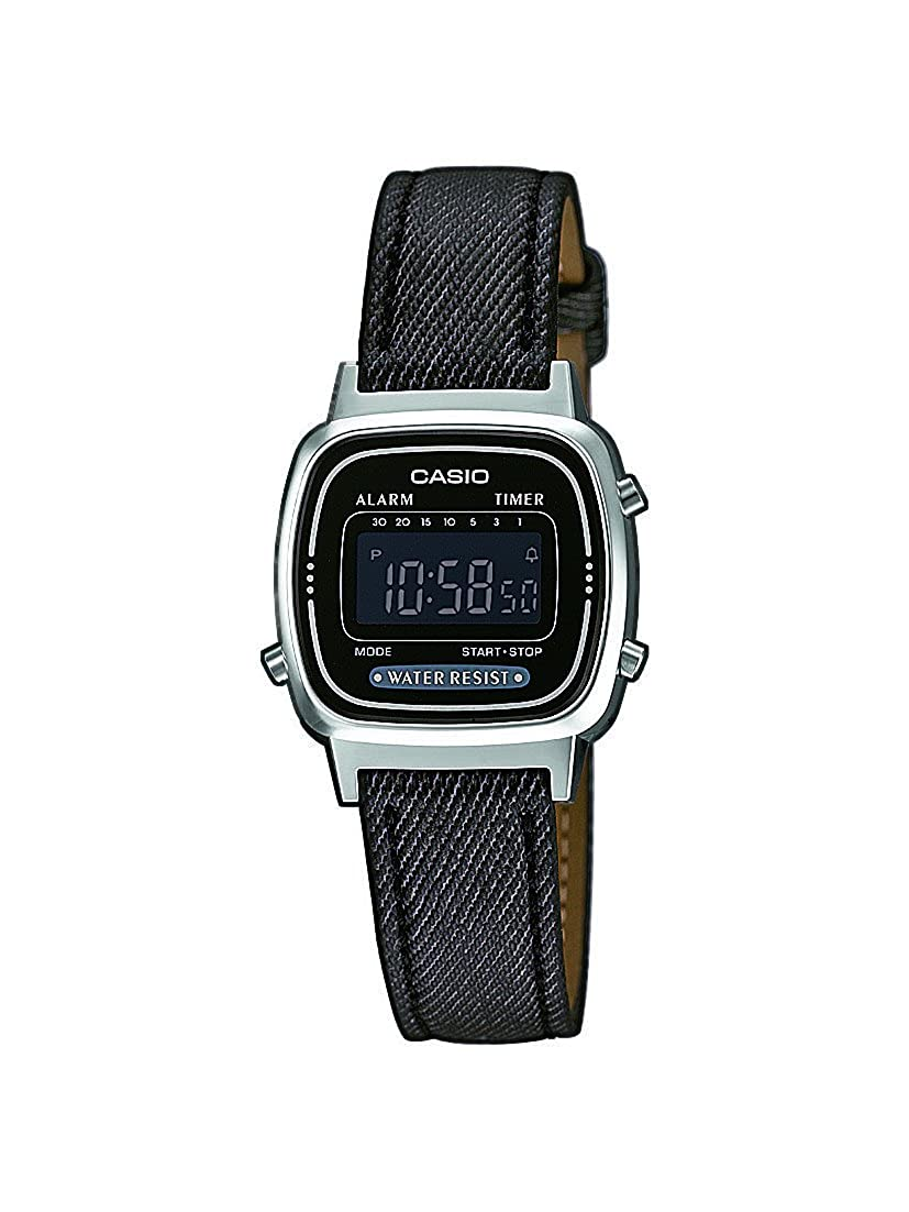 Casio Collection Reloj de Pulsera LA670WEL-1BEF