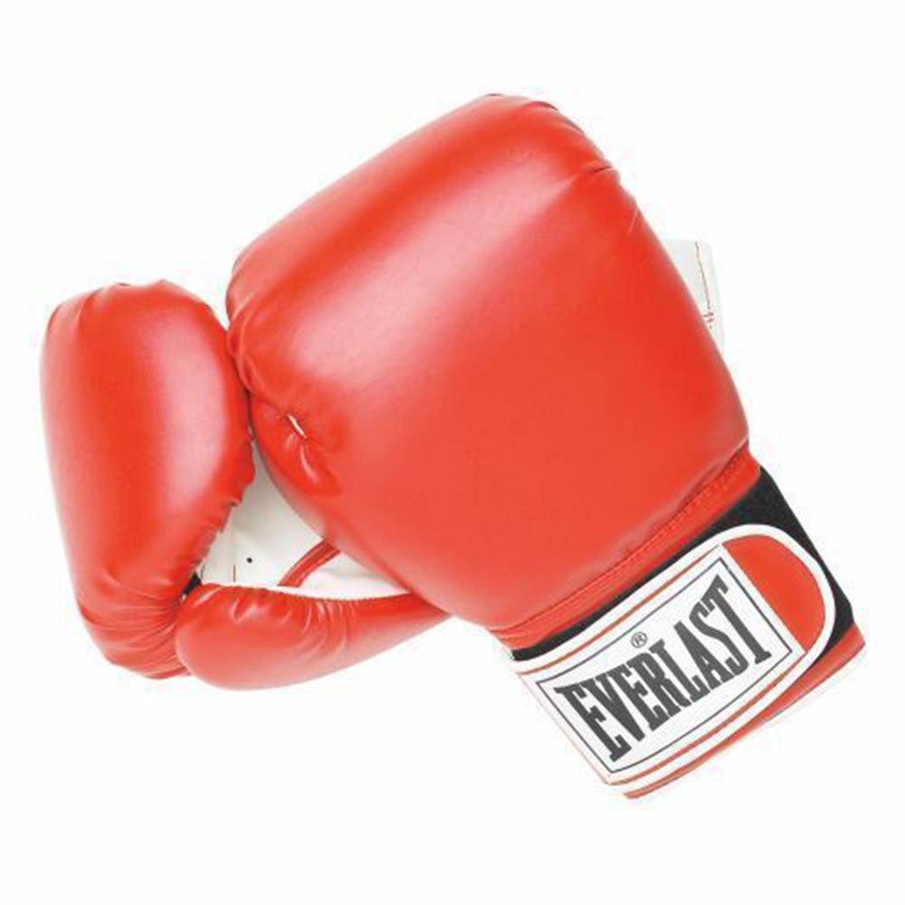 Everlast Women's Boxing Wrist Wrap Training Gloves Heavy Bag Level 1 - Red by Everlast 2912R