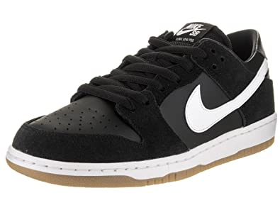 Nike SB Zoom Blazer Low Black Gum Mens Womens Skateboard Shoes