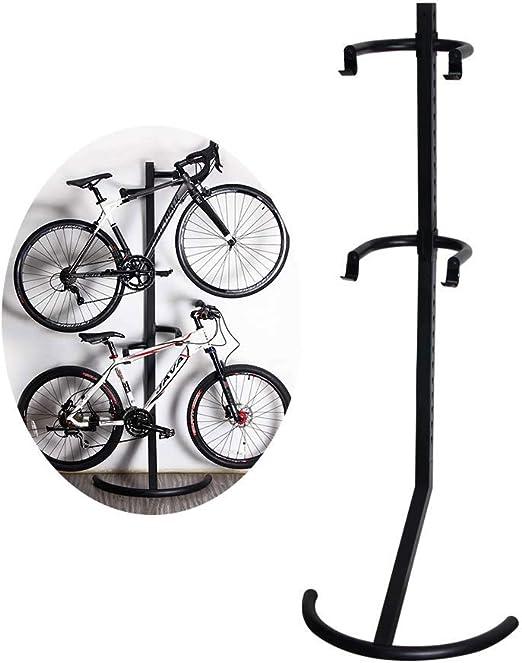 ZNN Soporte para portabicicletas - Bicicleta de Interior Vertical ...