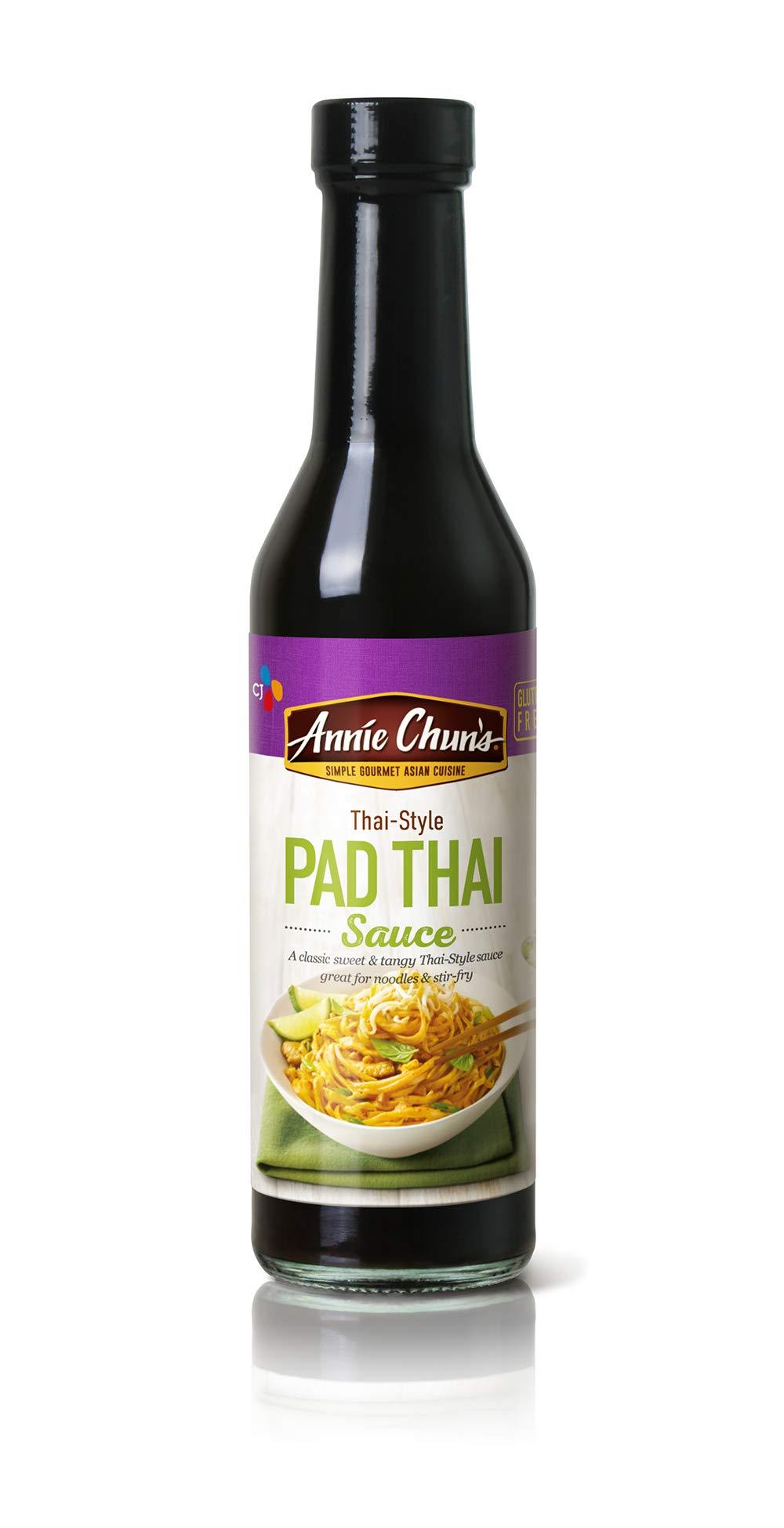 Annie Chun's Pad Thai Sauce, Gluten-Free, 9.7-Ounce (Pack of 6) by Annie Chun's