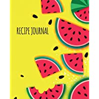 Recipe Journal: Blank Recipe Book to Write in Your Own Recipes. Collect Your Favourite Recipes and Make Your Own Unique…