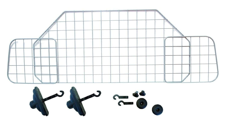 UKB4C Car Boot Liner Mat Bumper Protector Mesh Grill Dog Barrier Guard Water Resistant fits Captur Espace Scenic Kangoo Koleos Laguna Megane Modus