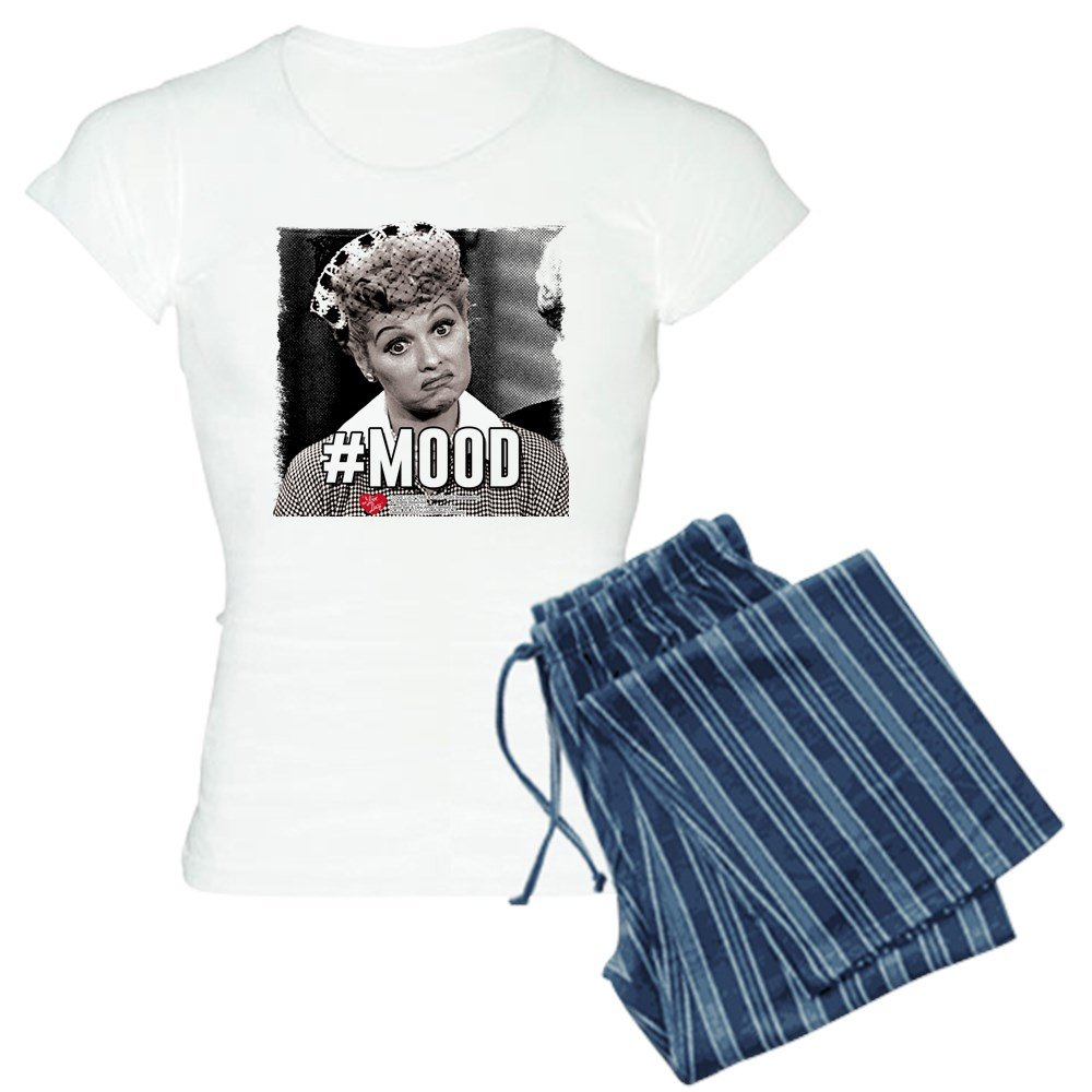CafePress - I Love Lucy #Mood - Womens Pajama Set
