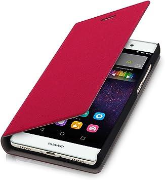 kwmobile Funda Compatible con Huawei P8 Lite (2015): Amazon.es ...