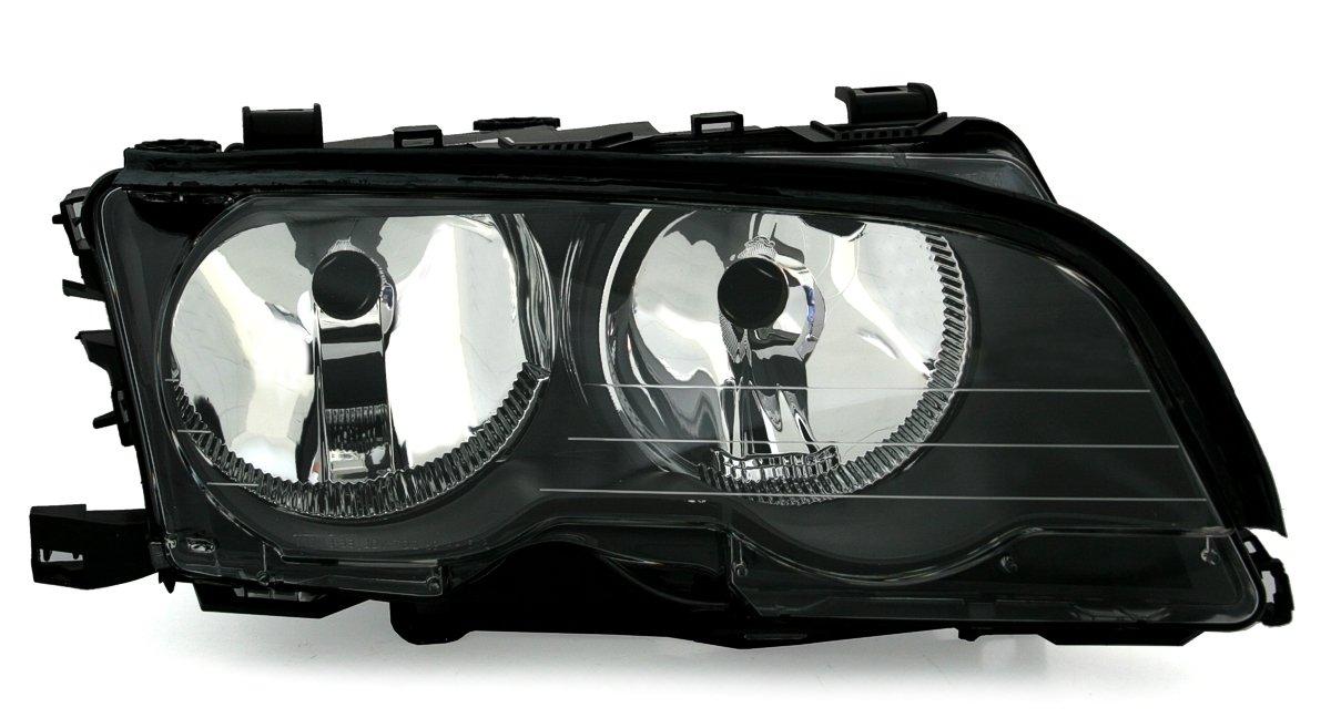 Rechte Seite inkl Stellmotor Eagle Eyes Halogen Scheinwerfer Beifahrerseite