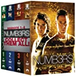 Numbers: Seasons 1-4 [Import]