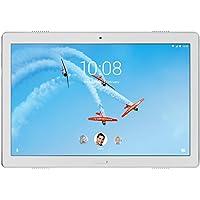 """Lenovo TAB P10 - Tablet de 10"""" FullHD (Procesador Qualcomm Snapdragon 450, RAM de 3GB, memoria interna de 32GB, Android 8.1, Bluetooth 4.0 + Wifi) color blanco"""