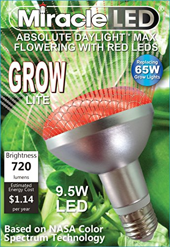 Miracle Led 605182 Commercial Hydroponic Ultra Grow Lite
