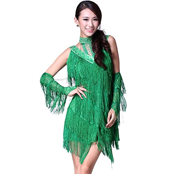 Kleid grun amazon