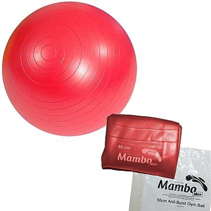MSD Fitball, pelota grande de ejercicio: Amazon.es: Deportes y ...