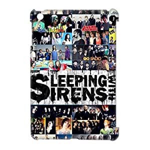 Popular Rock Band SWS Sleeping with Sirens iPad Mini Plastic Protective Case Cover Customized Personalized Special Poster Phone Case at Big-dream by ruishername