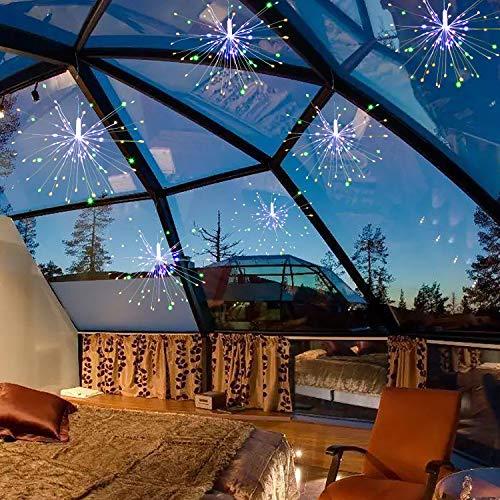 Outdoor Starburst Light in US - 4