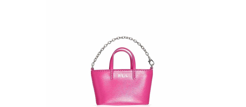 Lauren Ralph Lauren Newbury Mini Bag Charm