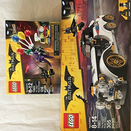 Lego Batman Movie The Penguin Arctic Roller Lego Batman Movie The Joker Balloon Escape Buy Online In Chile Batman Movie Products In Chile See Prices Reviews And Free