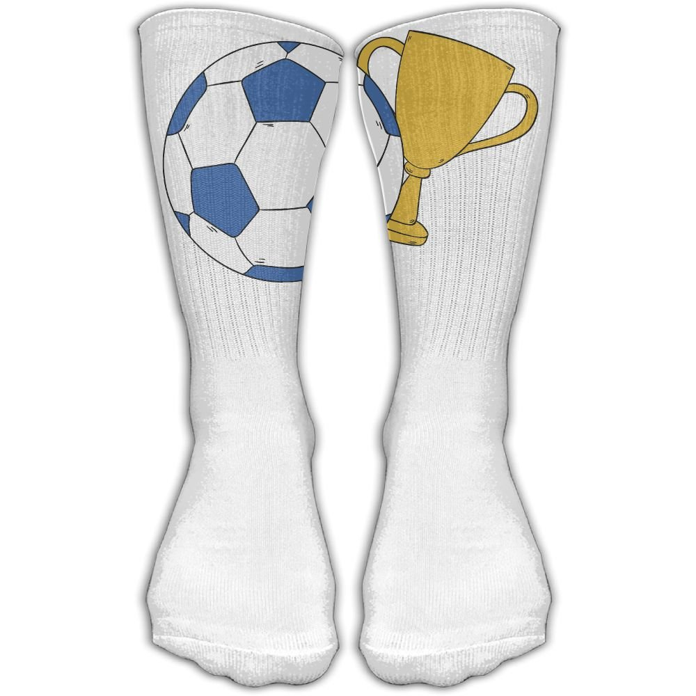 Protect Wrist For Cycling Moisture Control Elastic Sock Tube Socks Football Trophy Athletic Soccer Socks
