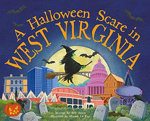 A Halloween Scare in West Virginia (Halloween Scare...prepare