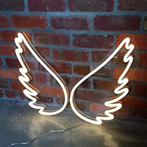 Room Decor Neon Lights LED Cloud Signs Wall Light Sign USB Operated Backplane night lamp For Kitchen Restaurant Wall Christmas Birthday Gifts