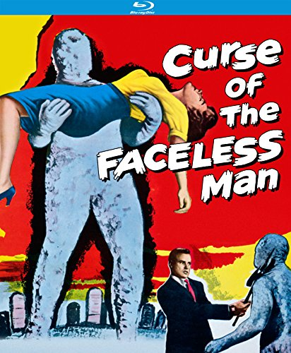 Curse of the Faceless Man (1958) [Blu-ray]