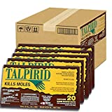 Talpirid Mole Worms - 5 Boxes (100 Worms)