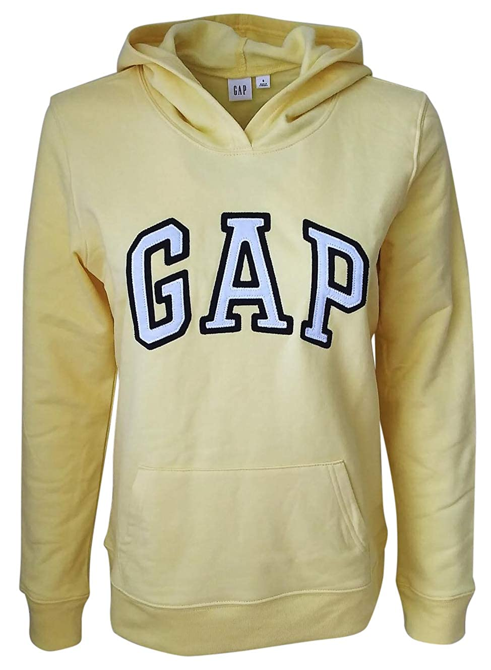 cdad083dd GAP Womens Fleece Arch Logo Pullover Hoodie at Amazon Women's Clothing  store:
