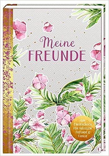 Meine Freunde Freundebuch Sport Buch Deutsch 2018