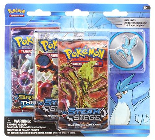 Pokemon Figure Booster Pack - 4