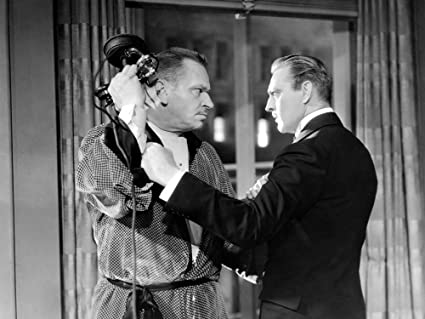 Image result for grand hotel 1932 wallace beery and john barrymore