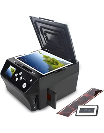 DIGITNOW HD 22MP Photo & Film Digitizer Imágenes Escáner Combo Multifunción, Incluye Tarjeta de Memoria