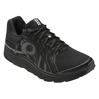 Pearl Izumi Men's EM Road N 3 Running Shoe (7, Black/Black)
