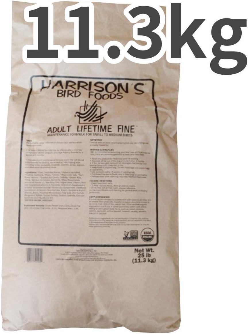 Harrison's Bird Foods Adult Lifetime Fine 25lb