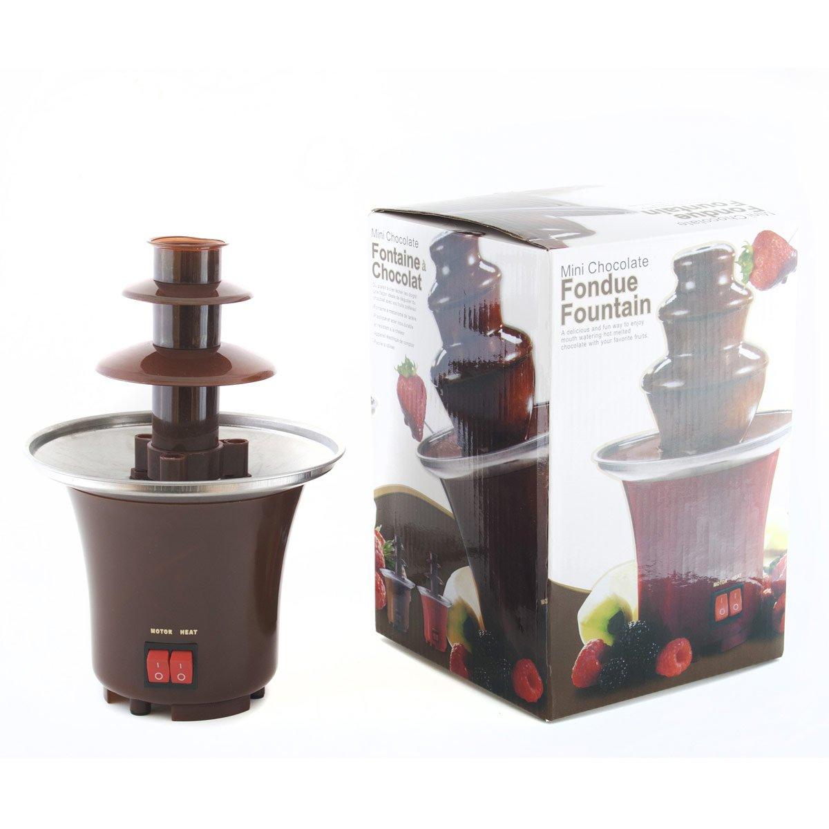 Set per fonduta al cioccolato Goods & Gadgets