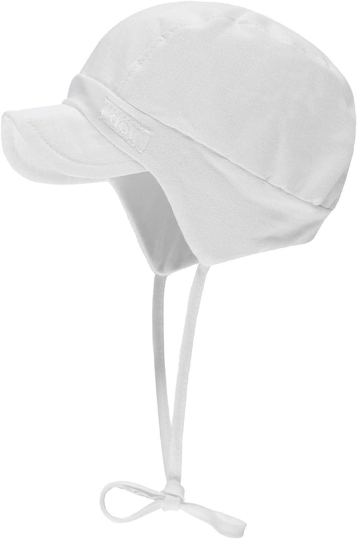 D/öll Bindem/ütze Mit Schirm Leinen Sombrero para Beb/és