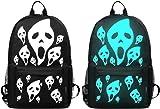 Cool Boys School Backpack Luminous School Bag Music Boy Backpack for Kids