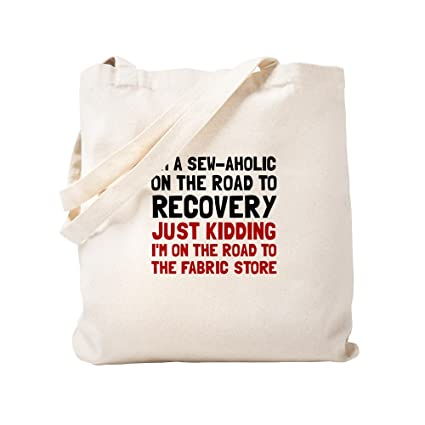 Amazon.com  CafePress - Sewaholic - Natural Canvas Tote Bag, Cloth ... c16cd0552f