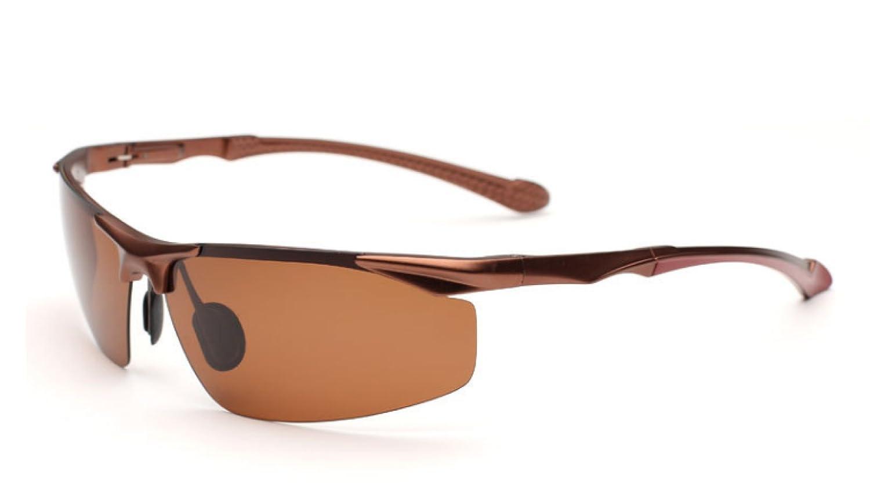 638f9aa204 Buena TianXY Gafas De Sol Polarizadas De Los Hombres De Aluminio-magnesio  Que Conducen Lentes