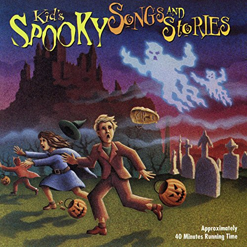 Kid's Spooky Halloween Songs and Stories -