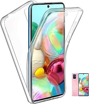 PLANETMOVIL Funda 360 Compatible con [ Samsung Galaxy A51] (6,5 ...