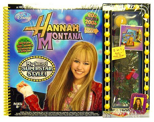 Hannah Montana My Secret Superstar Syle ()