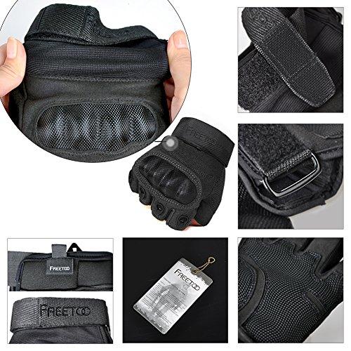 Пейнтбол FREETOO Tactical Gloves Military