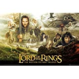 "GB Eye - Poster - Lord Of The Rings ""Trilogy"" 61x92cm - 5028486156047"