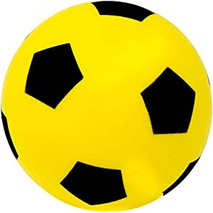 E-Deals - Balón de fútbol suave de espuma para interior y exterior ...